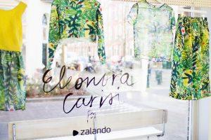 BACKSTAGE | ELEONORA CARISI FOR ZALANDO